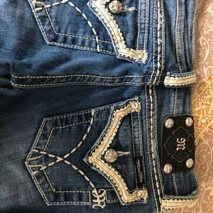 Authentic Miss me bootcut jeans